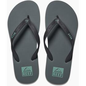 Reef Seaside Sandals Men, gris